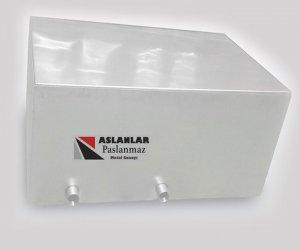 90 Ton Stainless Storage, Tank, Prismatic Water Storage