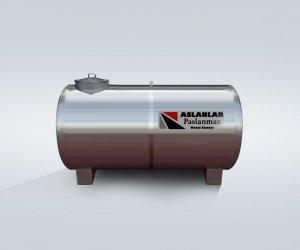 9 Tonluk Depo Sıvı Tankı