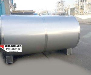 5 Tonluk Paslanmaz Depo - 5 Tonluk Tank